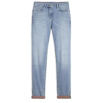 Sandwich Clothing Blue Denim High Waisted Jeans