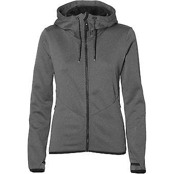 ONeill Hoodie Full Zip Fleece in Dark Grey Melee