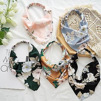 Women's hair band triangular binder hair accessories