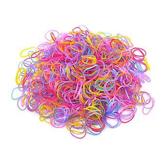 Bunte elastische Haarband