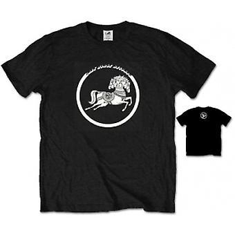 George Harrison Dark Horse Mens Blk T Shirt: X Large