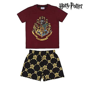 Summer Pyjama Harry Potter Children Red