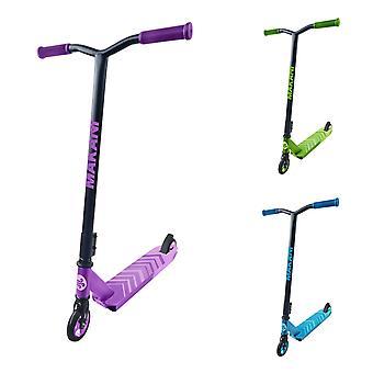 Makani Scooter Syrius, PU-Räder, Griff aus verstärktem Stahl, Hinterradbremse