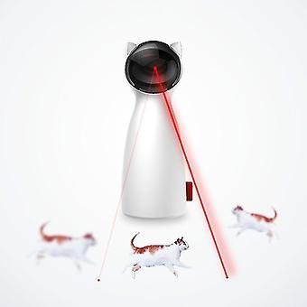 BENTOPAL P01 Gato Criativo Pet LED Laser Inteligente Treinamento automático de exercício de gato divertido brinquedo