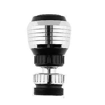 360 robinet rotatable d'économie d'eau pliée