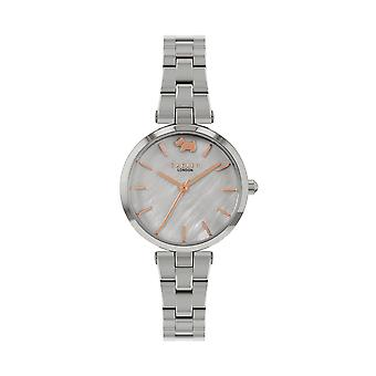 Radley West View Ry4509 Silver Dial Stainless Steel Strap Ladies Watch