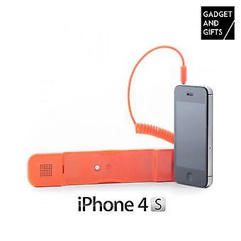 Antistrålingshodesett for iPhone