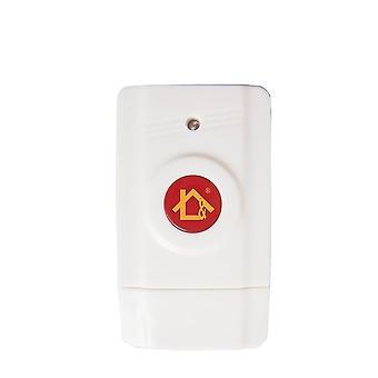 Draadloze paniekknop zonder batterij voor nood gsm-alarmsysteem