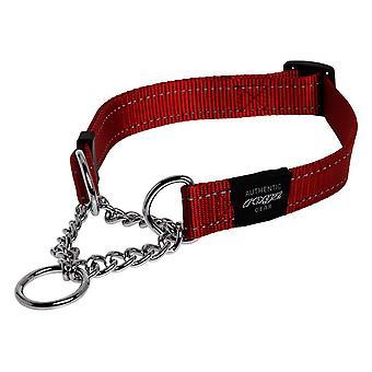 Rogz Utility Obedience Half-Check Dog Collar