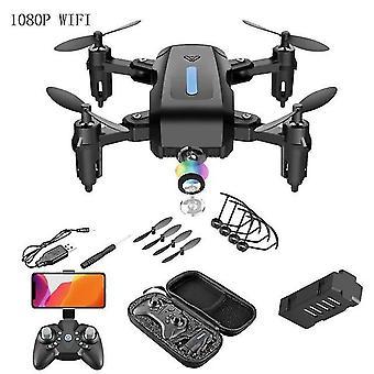 2020 Uusi m9 pro quadcopter hd drones 4k drone profissional pitkä akun kesto drones mini taitto