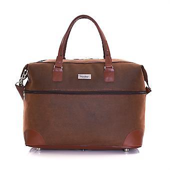 Karabar Berwyn Cabin Approved Bag, Brown