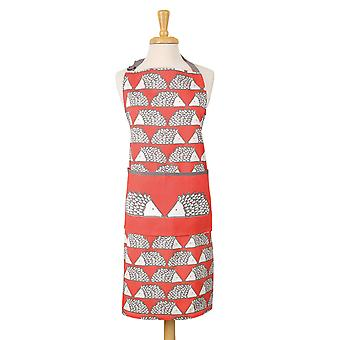 Scion Living Spike the Hedgehog Adult Apron, Red
