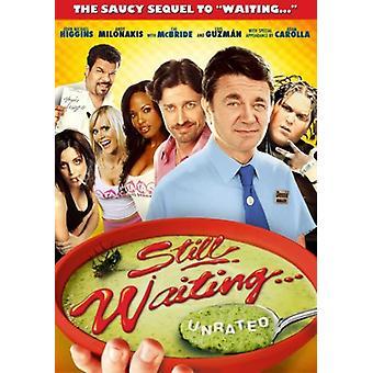 Noch warten [DVD] USA import