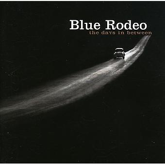 Blauwe Rodeo - dagen tussen [CD] USA import