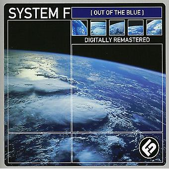 System F - Out of the Blue [CD] USA importieren