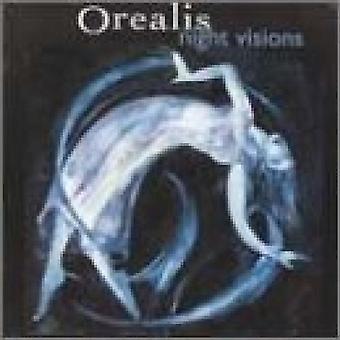 Orealis - Night Visions [CD] USA import