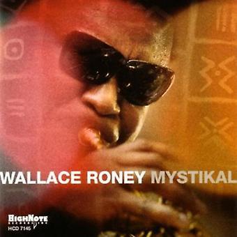 Wallace Roney - Mystikal [CD] USA import