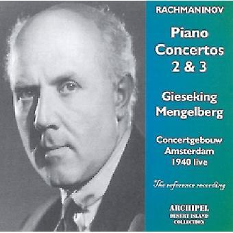ラフマニノフ - Con Pno 2 Op. 18/3 Op. 30 [CD] USA 輸入