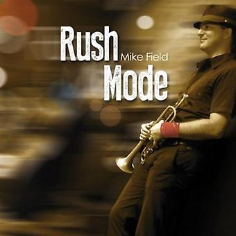 Mike Field - Rush Mode [CD] USA import