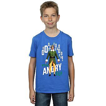 Garçons de Elf Elf en colère T-Shirt