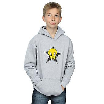 Looney Tunes jungen Tweety Pie Star Hoodie