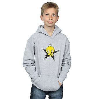 Garçons de Looney Tunes Tweety Pie étoiles Hoodie