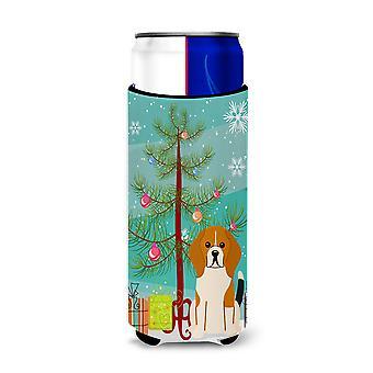"""ميلاد سعيد """"شجرة عيد الميلاد بيغل تريكولور Michelob الترا نعالها"""" للعلب ضئيلة"""