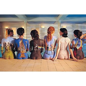 Pink Floyd - Back catalogue affiche Poster Print