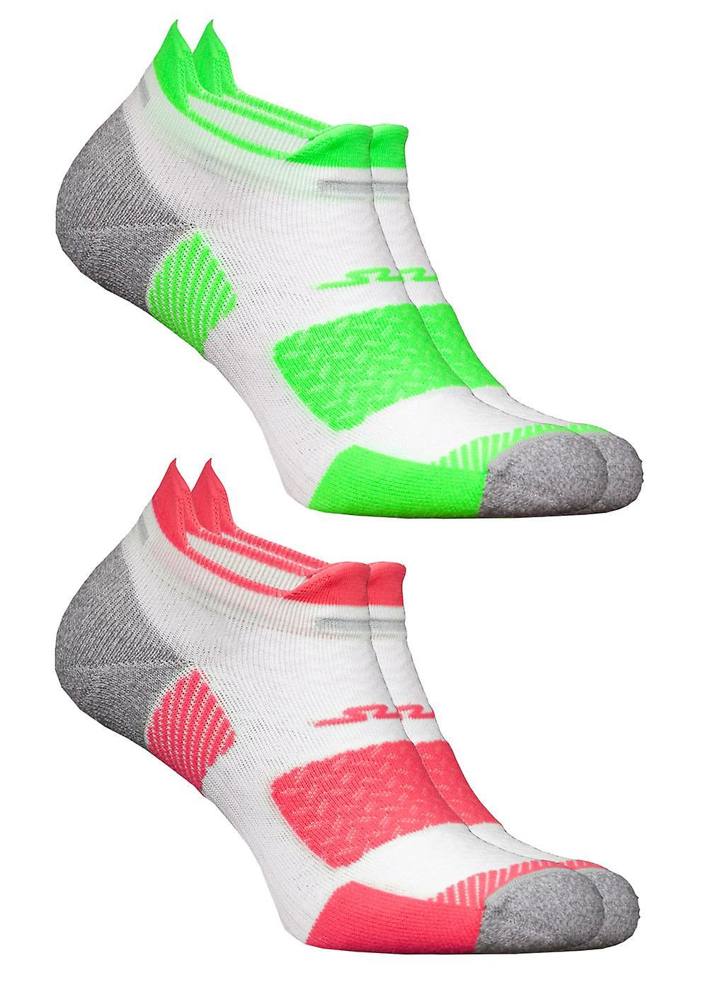 Sub Sports Elite R 360 Reflective Running Socks 2-Pack