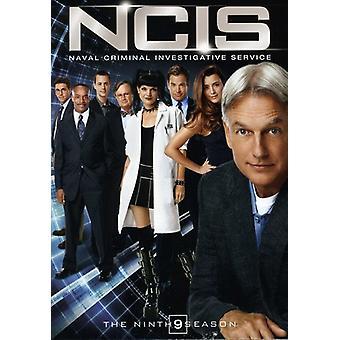 NCIS - NCIS: Temporada 9 [DVD] USA importar