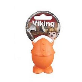 Sharples Rubber Viking Dog Toy