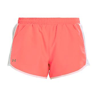 Under Armour Fly By Short 3 ' ' ' 1297125-819 Womens shorts