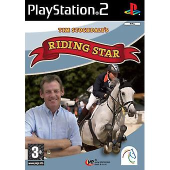 Riding Star (PS2) - As New