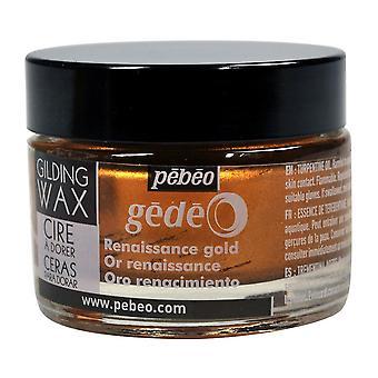 PEBEO Gedeo dorure cire 30ml (Renaissance or)