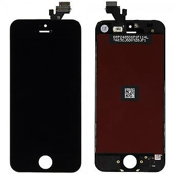Display LCD complete unit touch panel for Apple iPhone 5 5 G Black