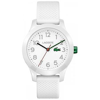 Lacoste 12.12 Kids White Rubber Strap 2030003 Watch