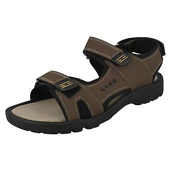 Mens Moza-X Adjustable Strapped Sandals B217040