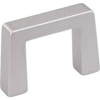 Mentor 268,1 håndtag aluminium (L x b x H) 69 x 12,2 x 40 mm 1 pc (er)