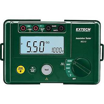 Extech MG310 Insulation tester 250 V, 500 V, 1000 V 0.0055 TΩ