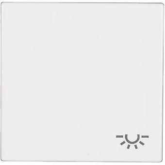 Jung Cover Light symbol toggle LS 990, LS design, LS plus Alpine white LS 990 L WW