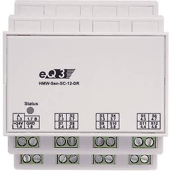Homematic 85840 HMW-Sen-SC-12 DR RS485 Switch state indicator 12-channel DIN rail