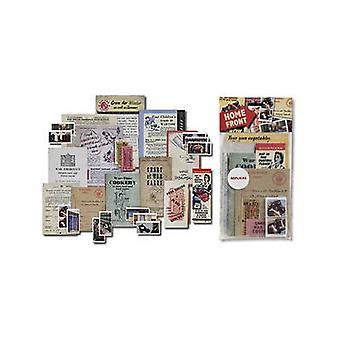 Home Front Nostalgic Memorabilia Pack