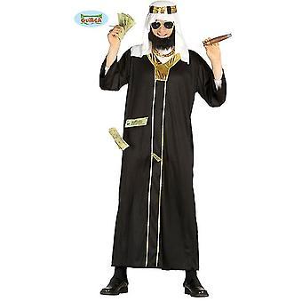 Araber Scheich Kostüm Scheichkostüm Araberkostüm Herrenkostüm one size