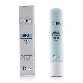 Christian Dior Hydra livet kjøling Hydration Sorbet Eye Gel 37949-15ml/0,5 oz