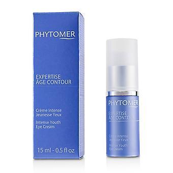 Phytomer kompetanse alder kontur intens ungdom øyekrem - 15ml/0,5 oz