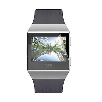 2-pack HAT PRINCE Fitbit Ionic soft Nano Super Screen protector