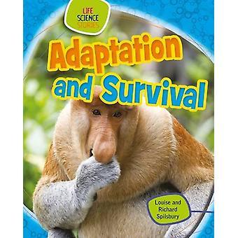 Adaptación y supervivencia por Louise Spilsbury - Richard Spilsbury - 978