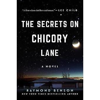 Hemmeligheder på cikorie Lane - en roman af Raymond Benson - 978151072294