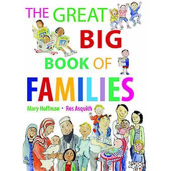 The Great Big Book of Families by Mary Hoffman - Ros Asquith - 978184
