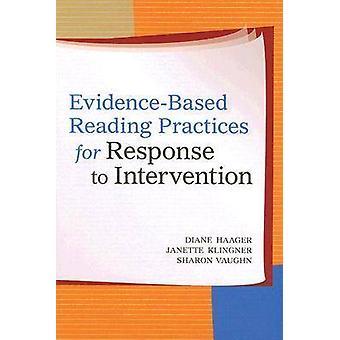 Validerade läsning metoder för de tre nivåerna av ingripande av Di